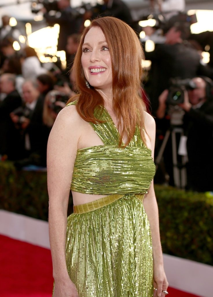 Julianne Moore Muscles Pictures