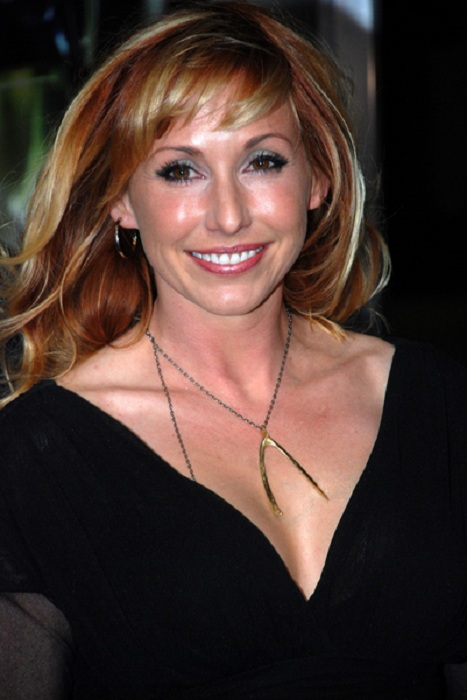 Kari Byron Braless Photos
