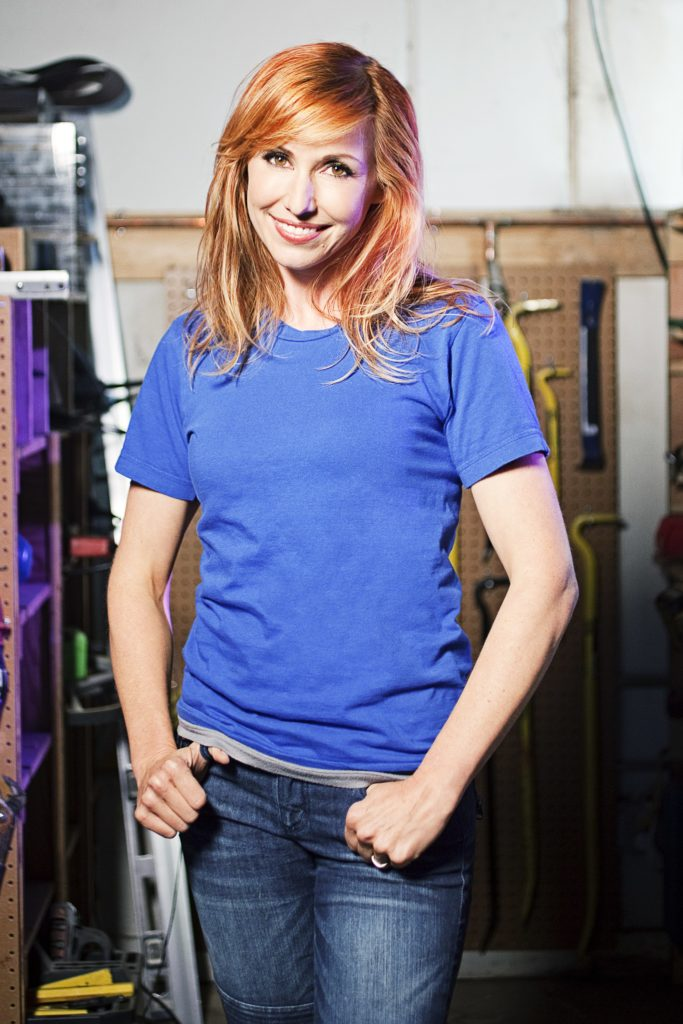 Kari Byron Jeans Photos