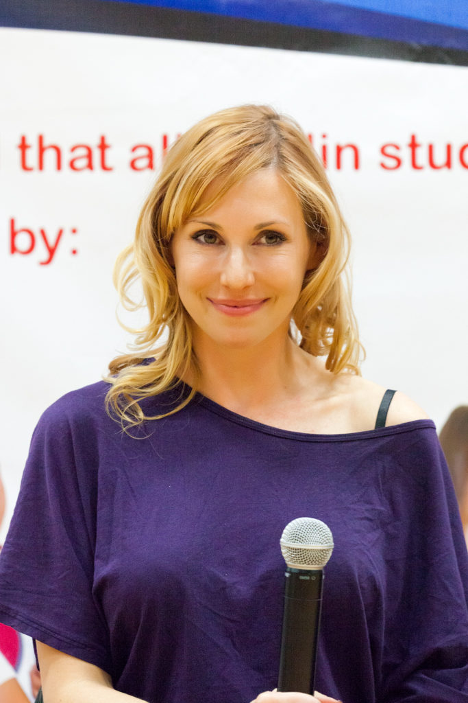 Kari Byron Makeup Photos