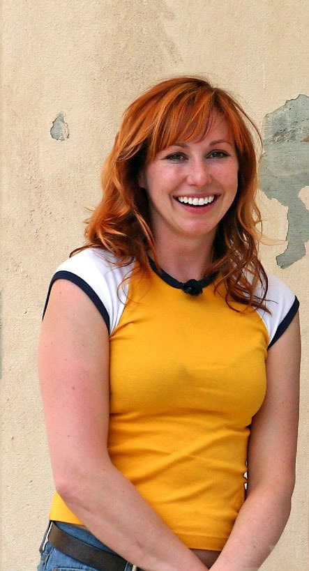 Kari Byron Muscles Pictures