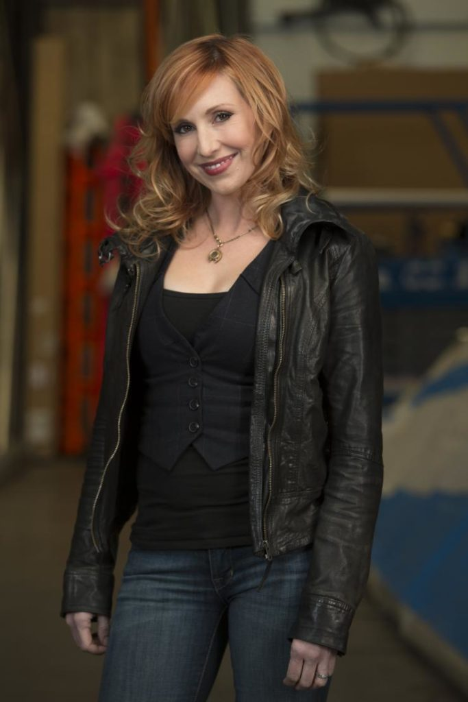 Kari Byron Sexy Eyes Images