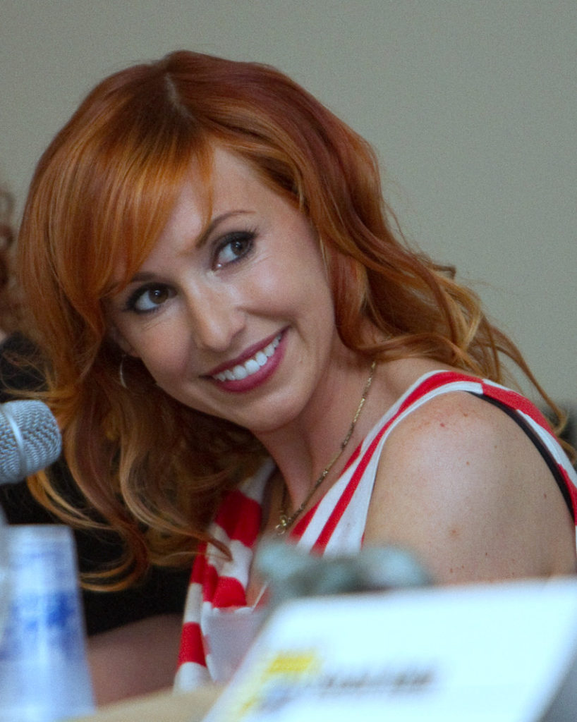 Kari Byron Smile Wallpapers
