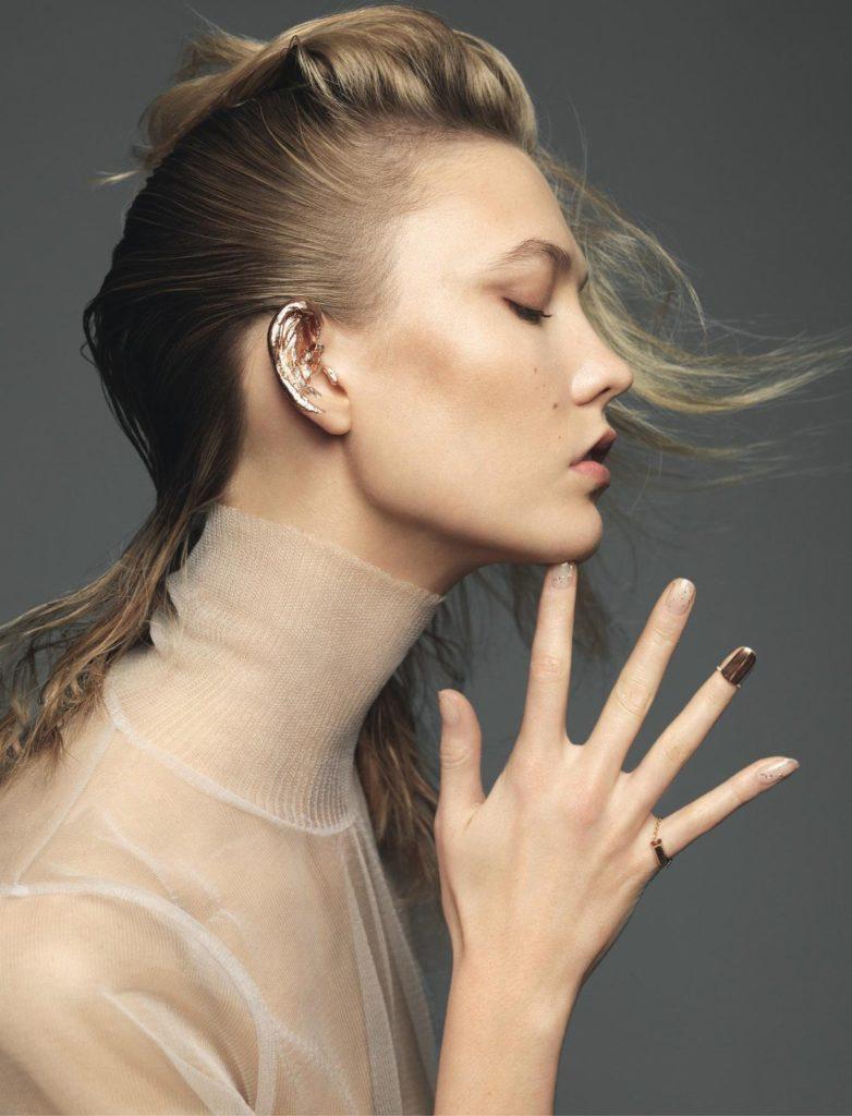 Karlie Kloss Short Hair Pictures
