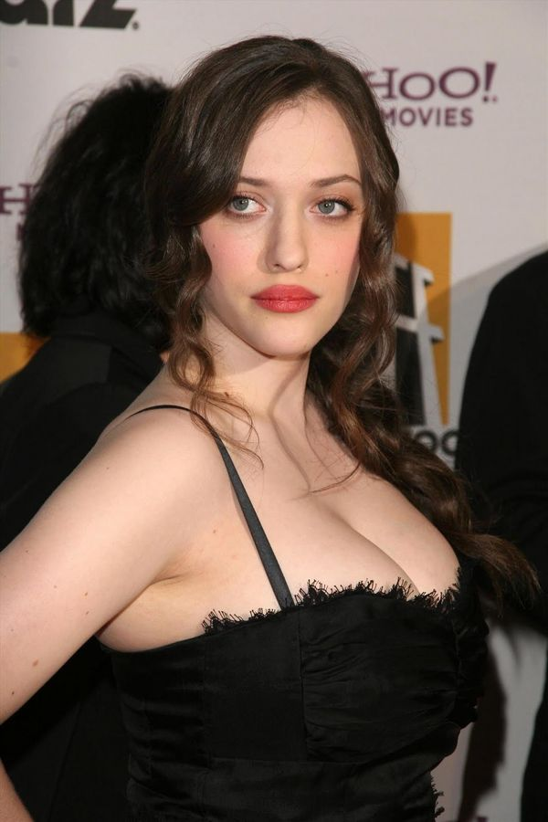 Kat Dennings Braless Images