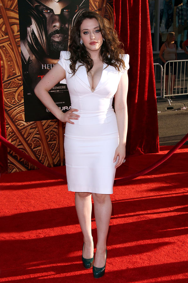 Kat Dennings Feet Images