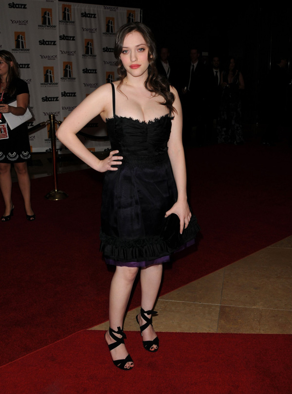 Kat Dennings Legs Wallpapers