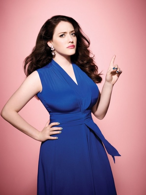 Kat Dennings Muscles Wallpapers