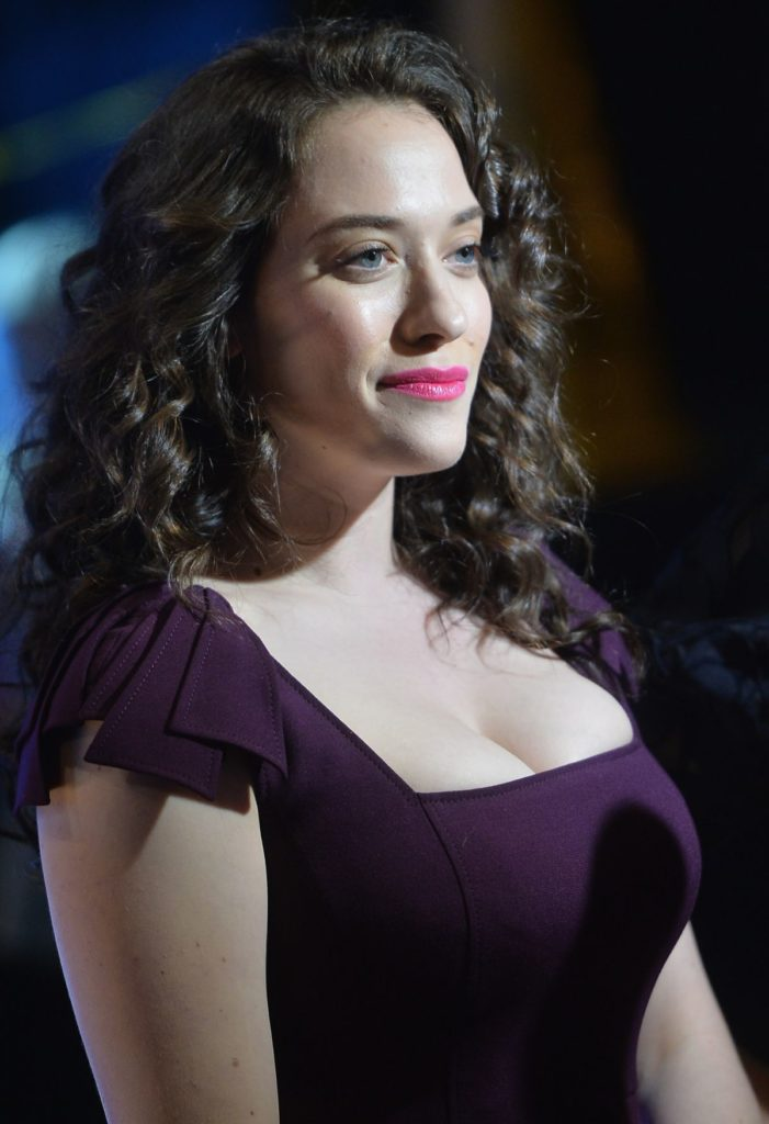 Kat Dennings Smile Face Images