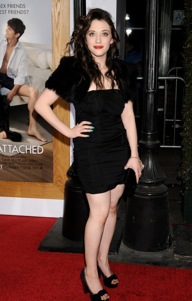 Kat Dennings Thigh Photos