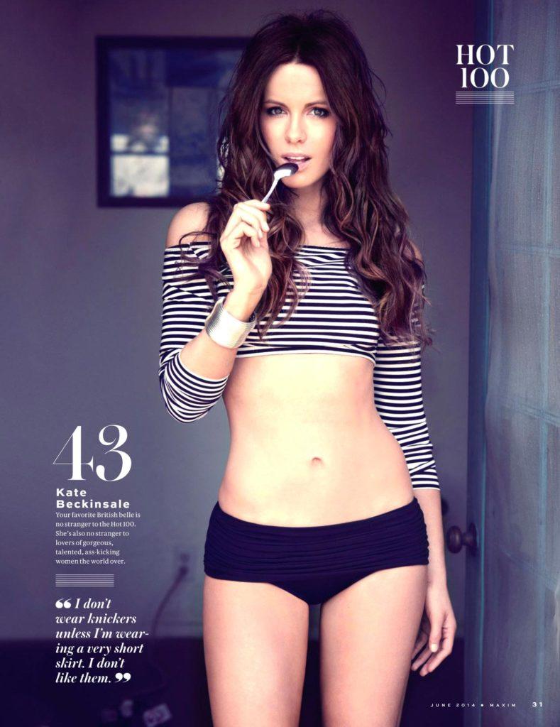 Kate Beckinsale Bra Panty Images