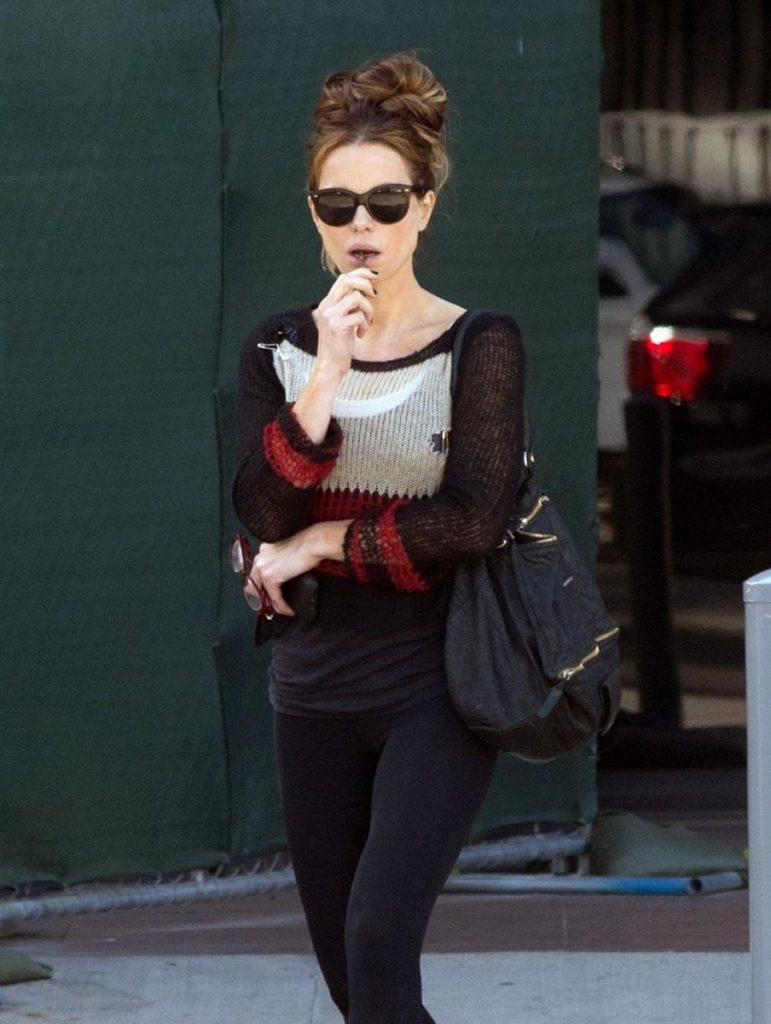 Kate Beckinsale Leggings Images