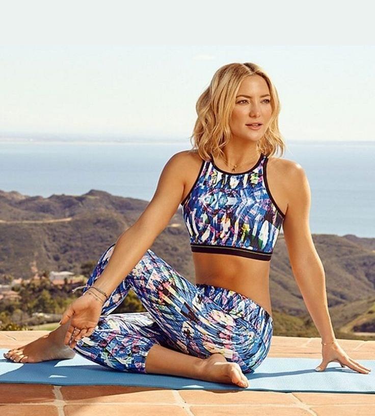 Kate Hudson Yoga Pants Pictures