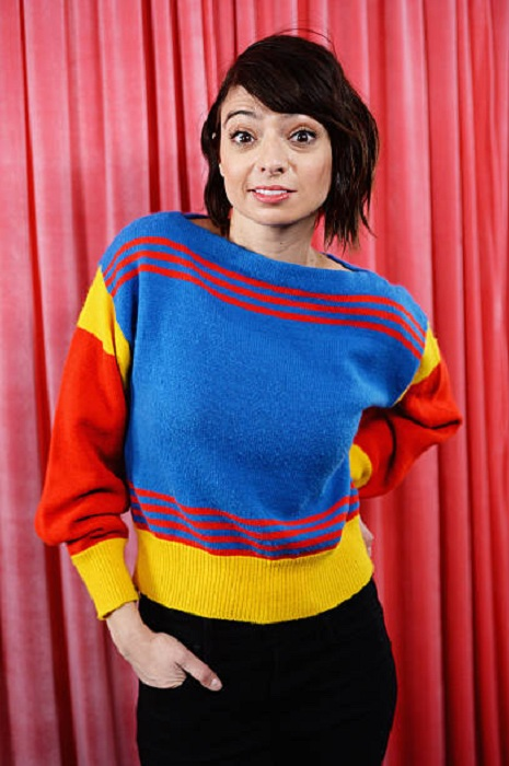 Kate Micucci Event Images