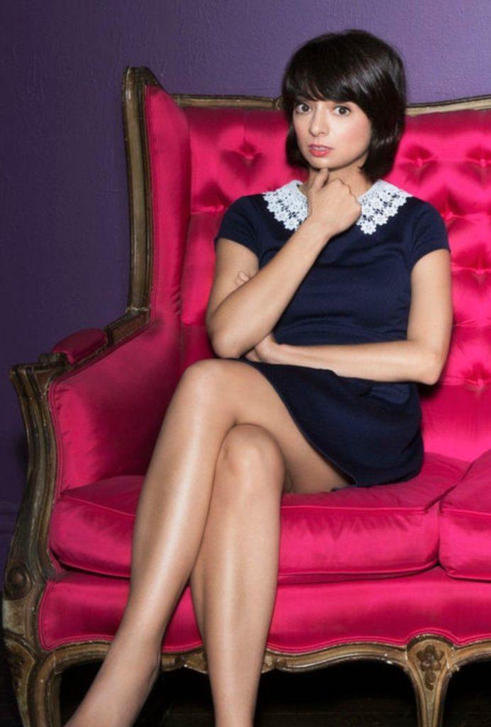 Kate Micucci Lingerie Images
