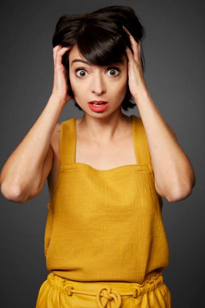 Kate Micucci Short Hair Pics