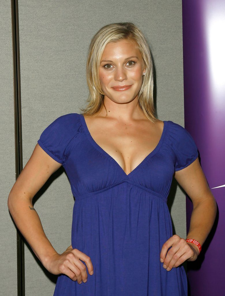 Katee Sackhoff Boobs Pictures