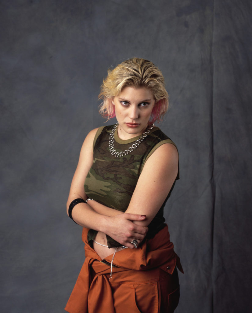 Katee Sackhoff Short Hair Pics