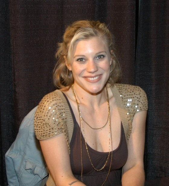 Katee Sackhoff Smile Pics