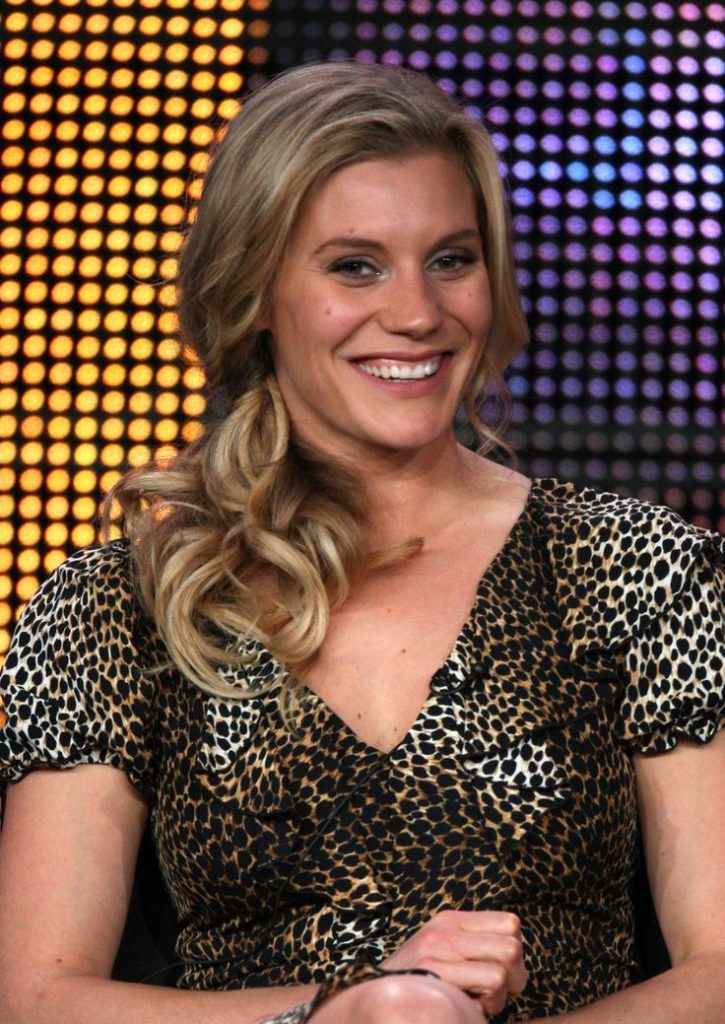 Katee Sackhoff Smile Pictures