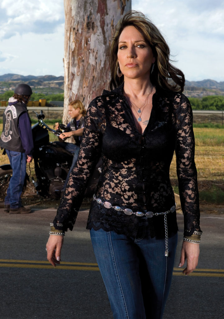 Katey Sagal Jeans Photos