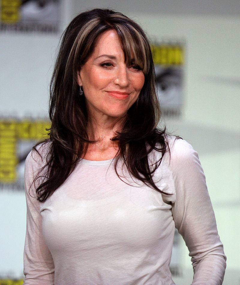Katey Sagal Smile Wallpapers
