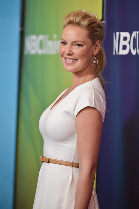 Katherine Heigl Bun Pictures