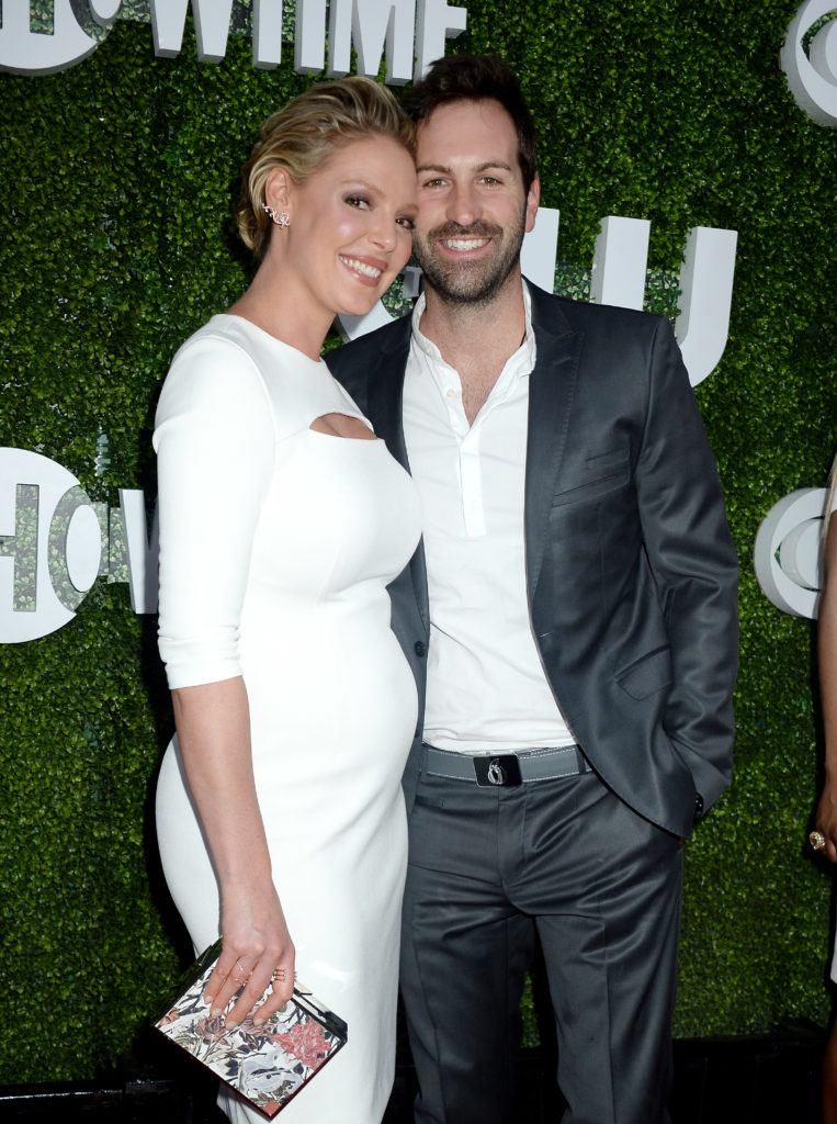 Katherine Heigl With Husband Images