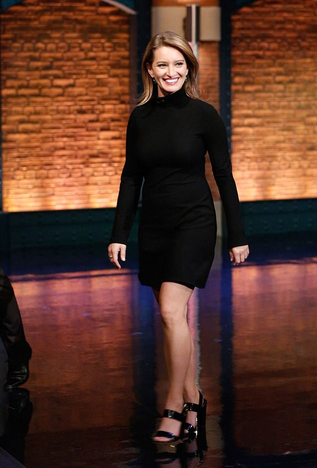 Katy Tur Thigh Images
