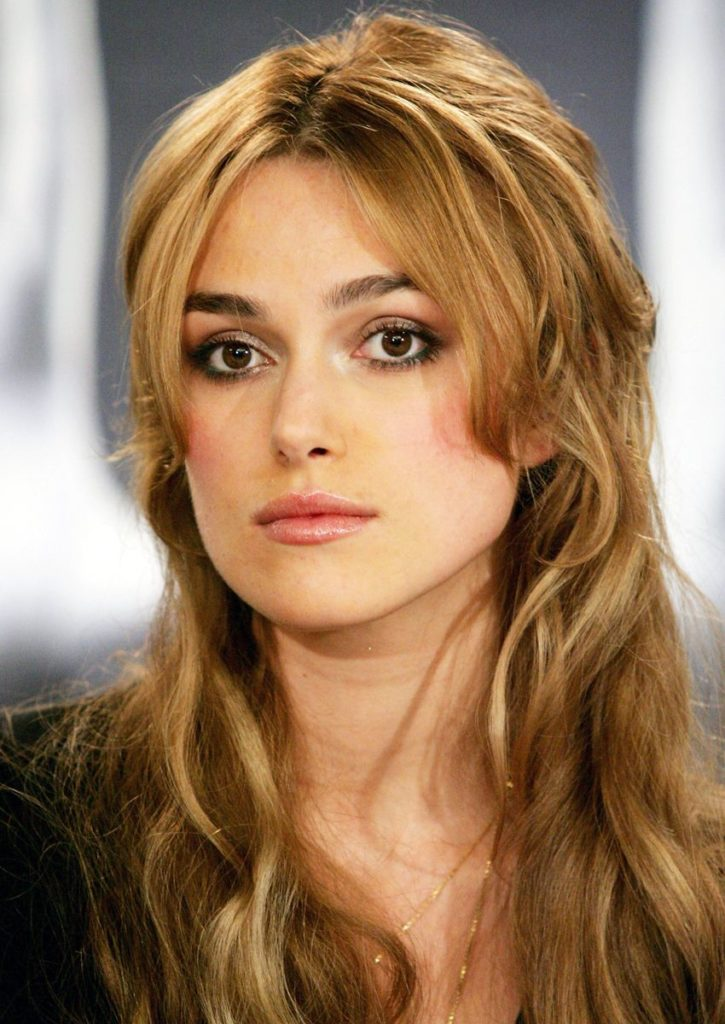 Keira Knightley Bold Photos
