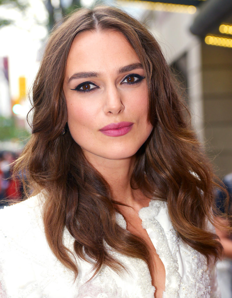 Keira Knightley Makeup Photos