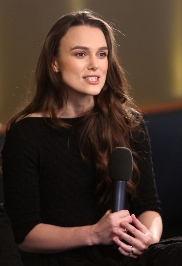 Keira Knightley Without Makeup Pictures