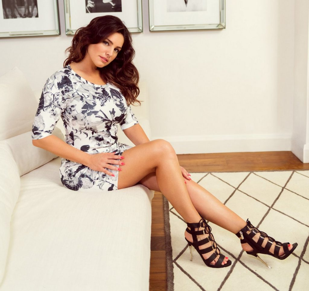 Kelly Brook Thigh Images