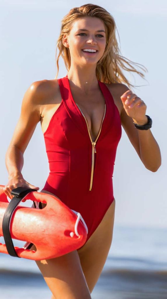 Kelly Rohrbach Beach Pictures
