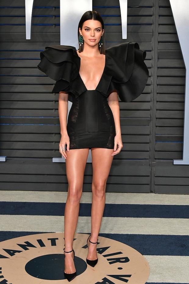 Kendall Jenner Legs Photos