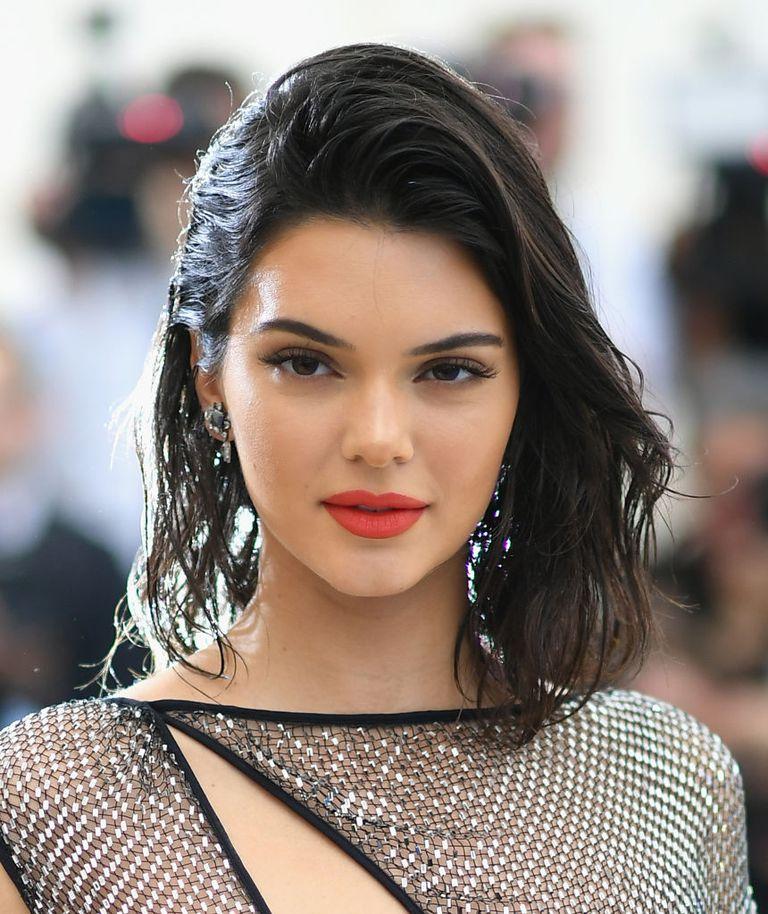 Kendall Jenner Makeup Pics