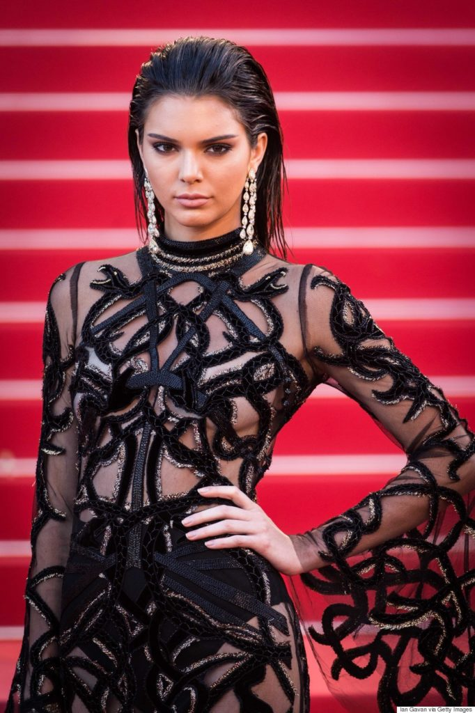 Kendall Jenner Short Hair Photos