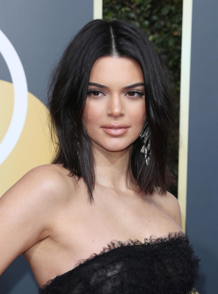 Kendall Jenner Topless Photos
