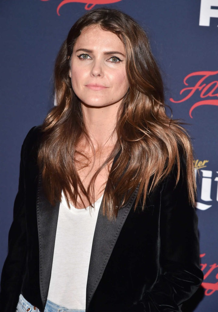 Keri Russell Makeup Images