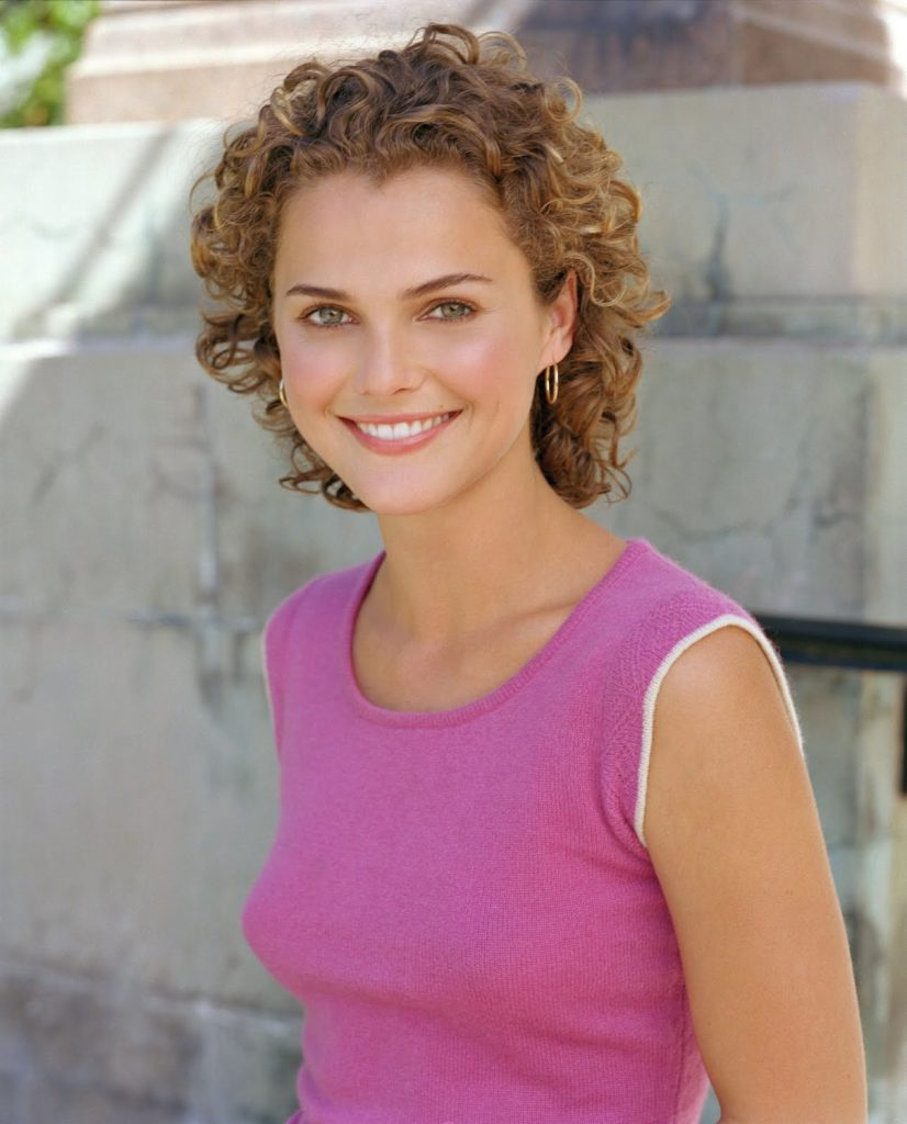 Keri Russell Smile Face Photos