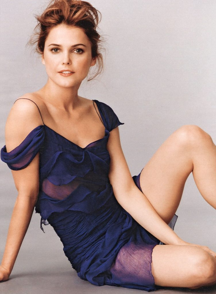 Keri Russell Undergarment Pictures