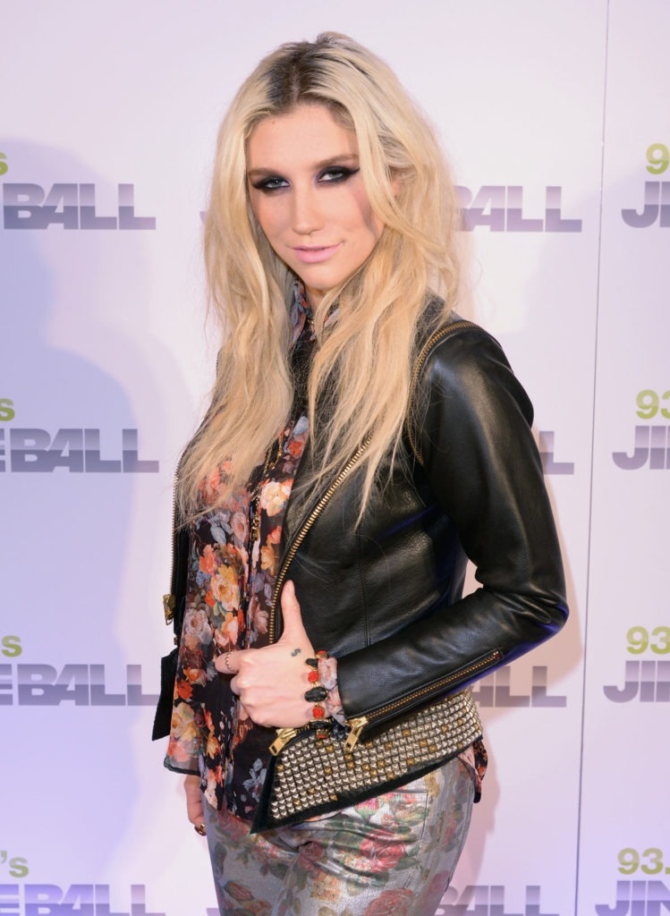Kesha Event Photos