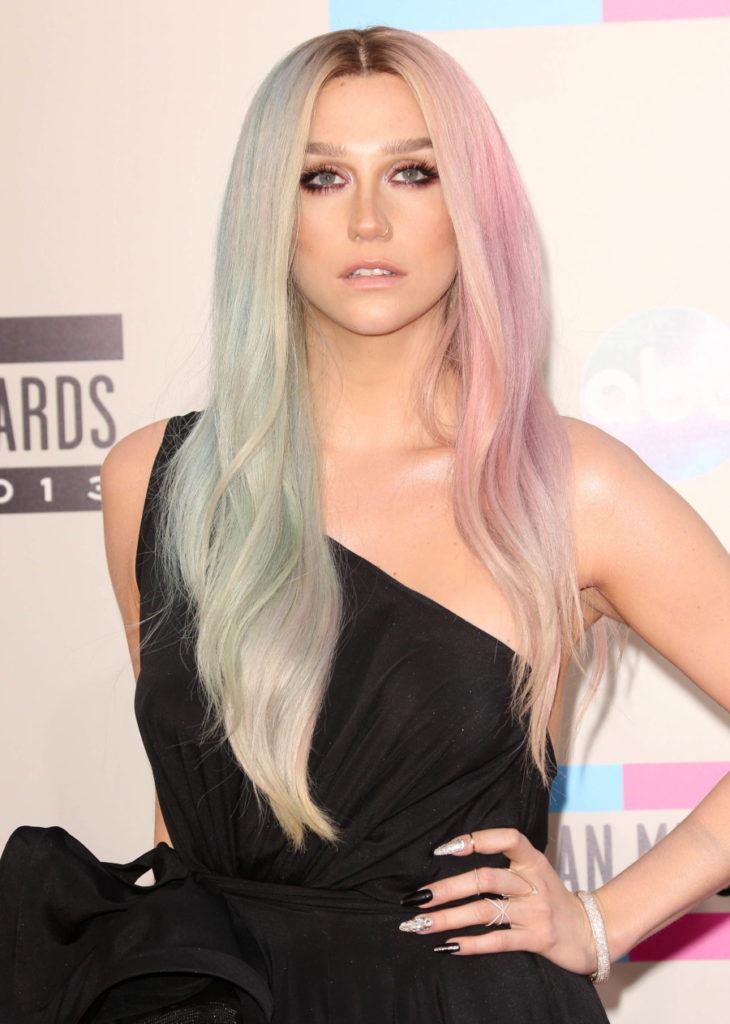 Kesha Hair Style Images