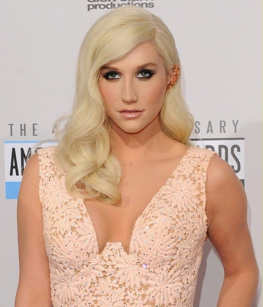 Kesha Sexy Eyes Photos
