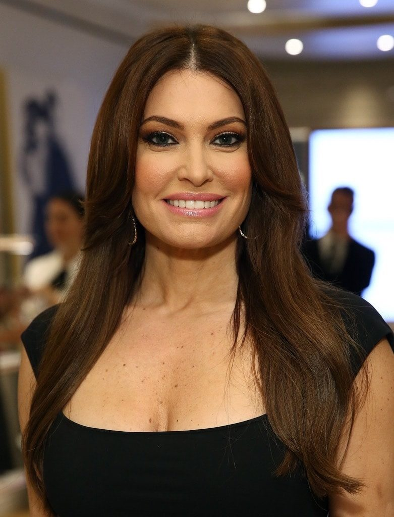 Kimberly Guilfoyle Smile Wallpapers