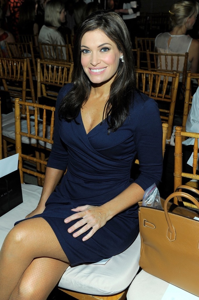 Kimberly Guilfoyle Undergarment Wallpapers