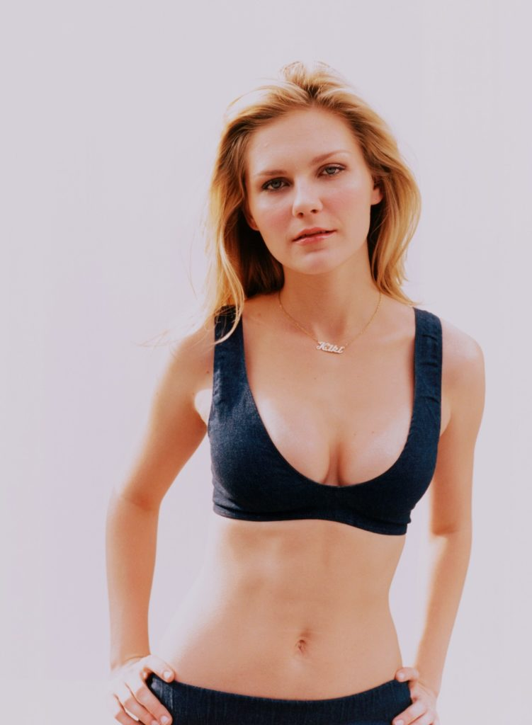 Kirsten Dunst Bikini Pictures