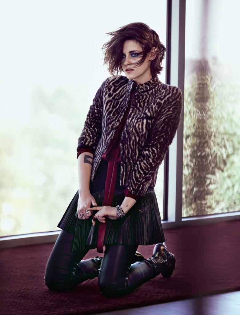 Kristen Stewart Short Hair Pictures