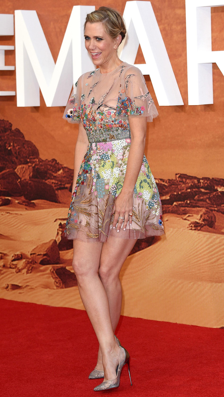 33 Kristen Wiig Hottest Pictures - The Cheetah In Wonder ...