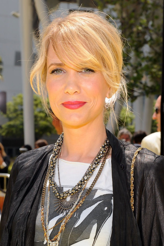 Kristen Wiig Makeup Pictures